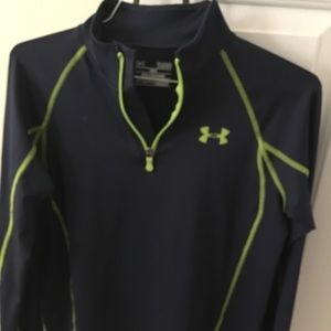 Under Armour youth cold-gear